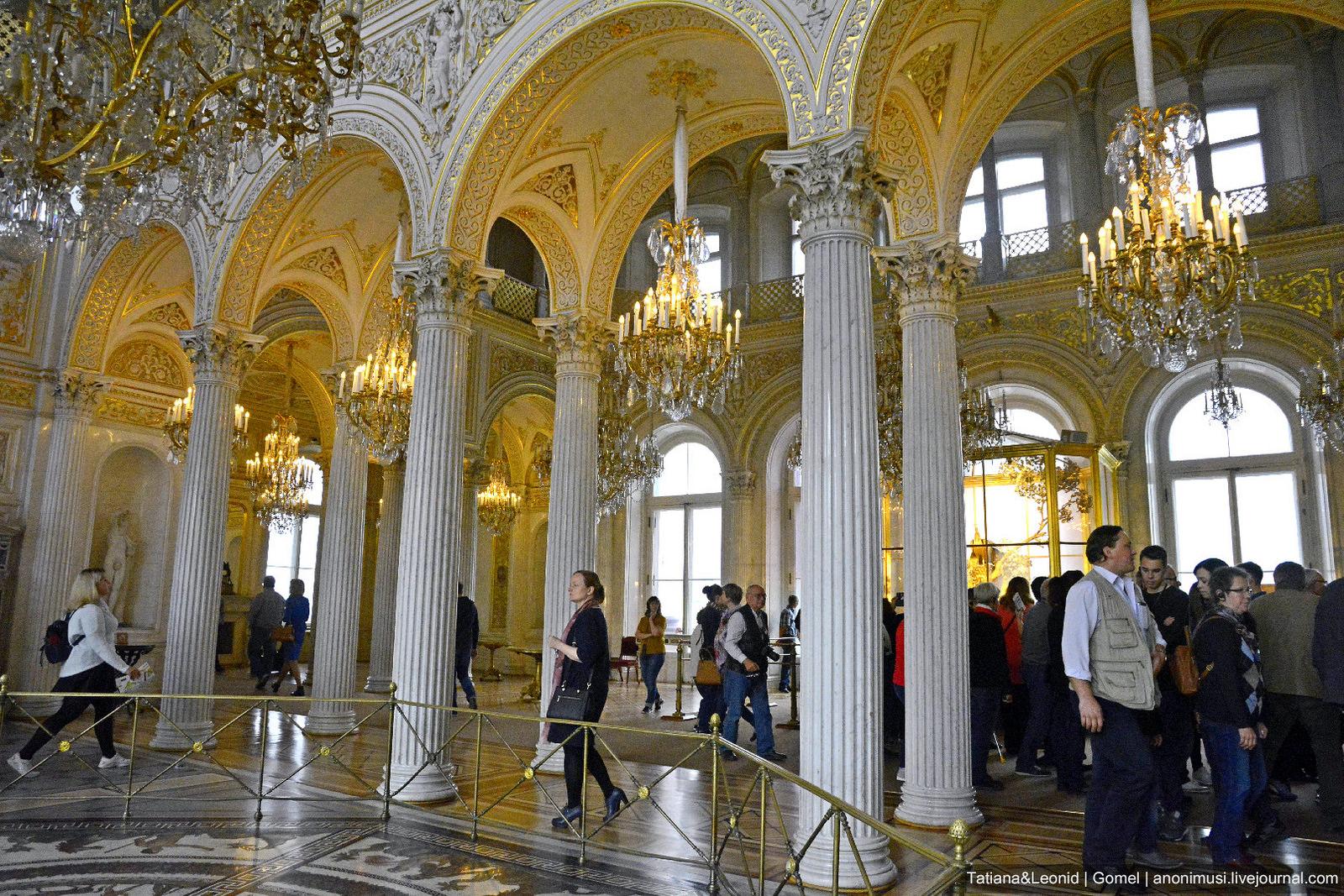 Эрмитаж. Санкт-Петербург