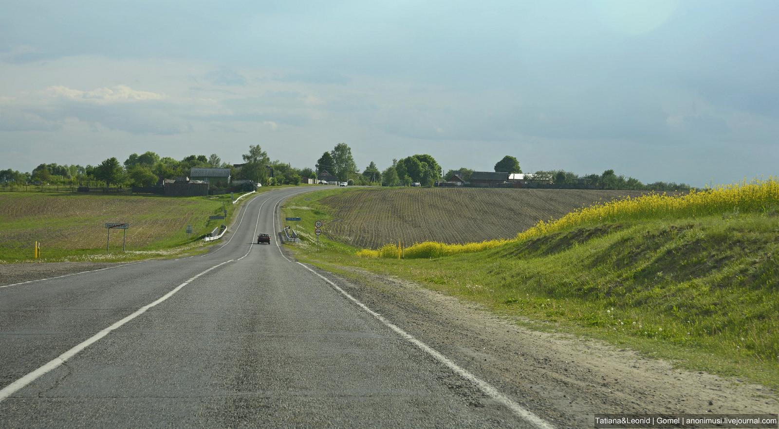 Сельское лето