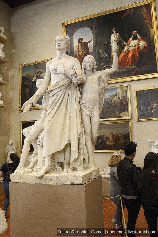 Галерея Академии. Флоренция