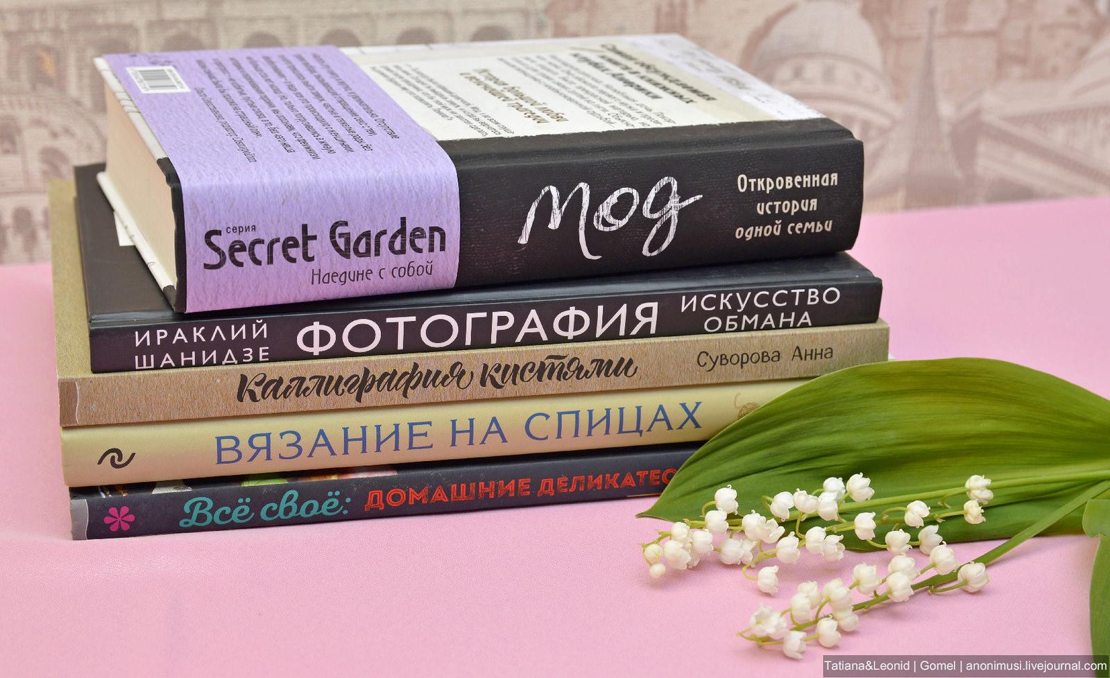 Обзор книг