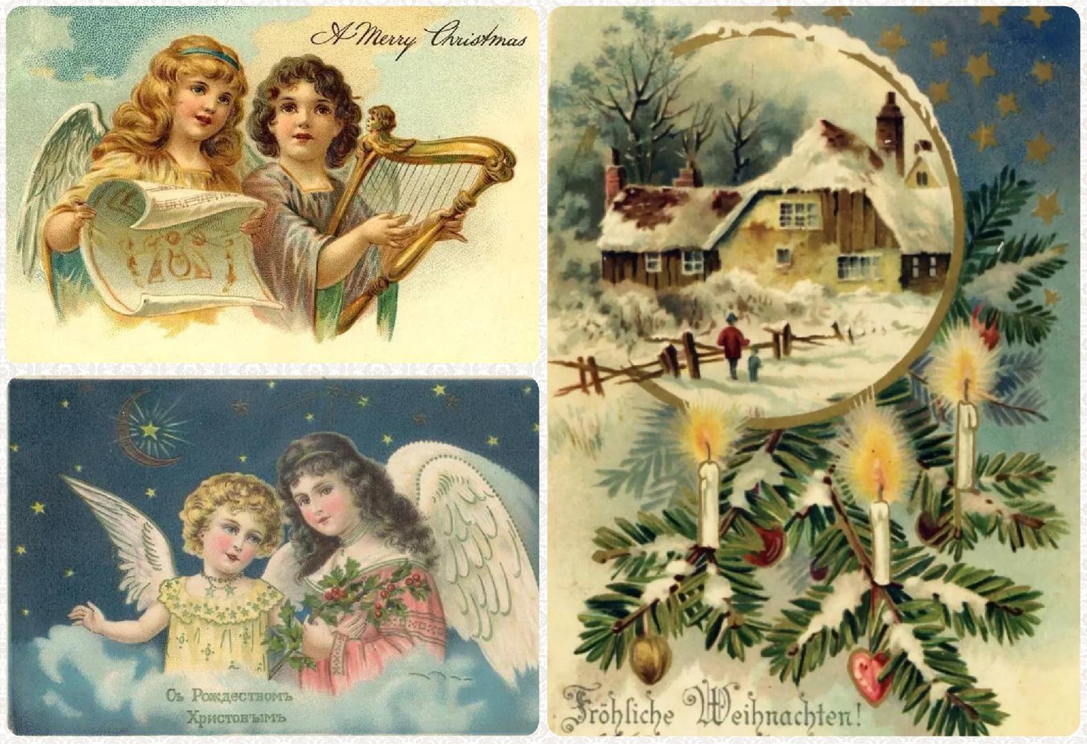 Ценность старых открыток, люблю танюшу картинки