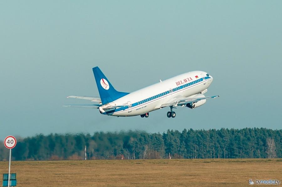 Из Гомеля в Египет самолетом