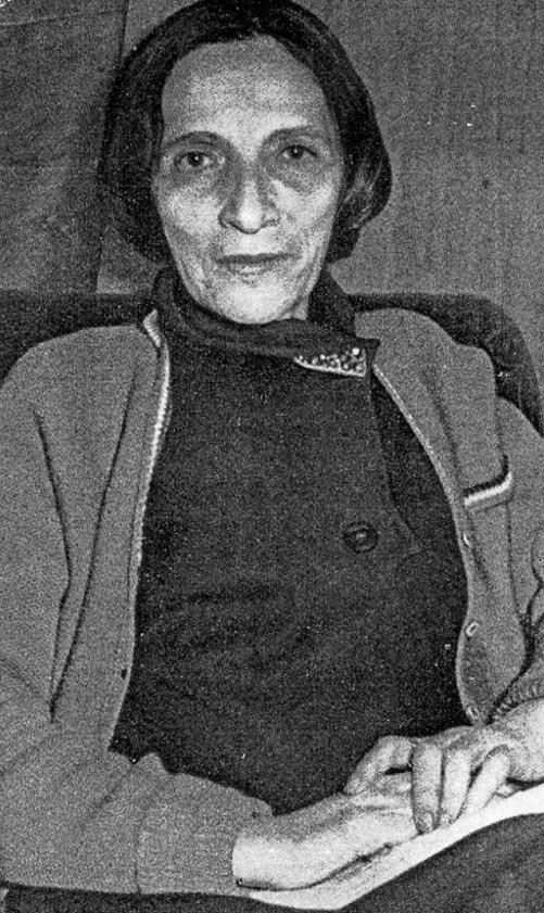 Аделина Адалис, пятидесятые