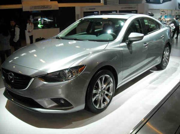 Авто обзор Mazda 6