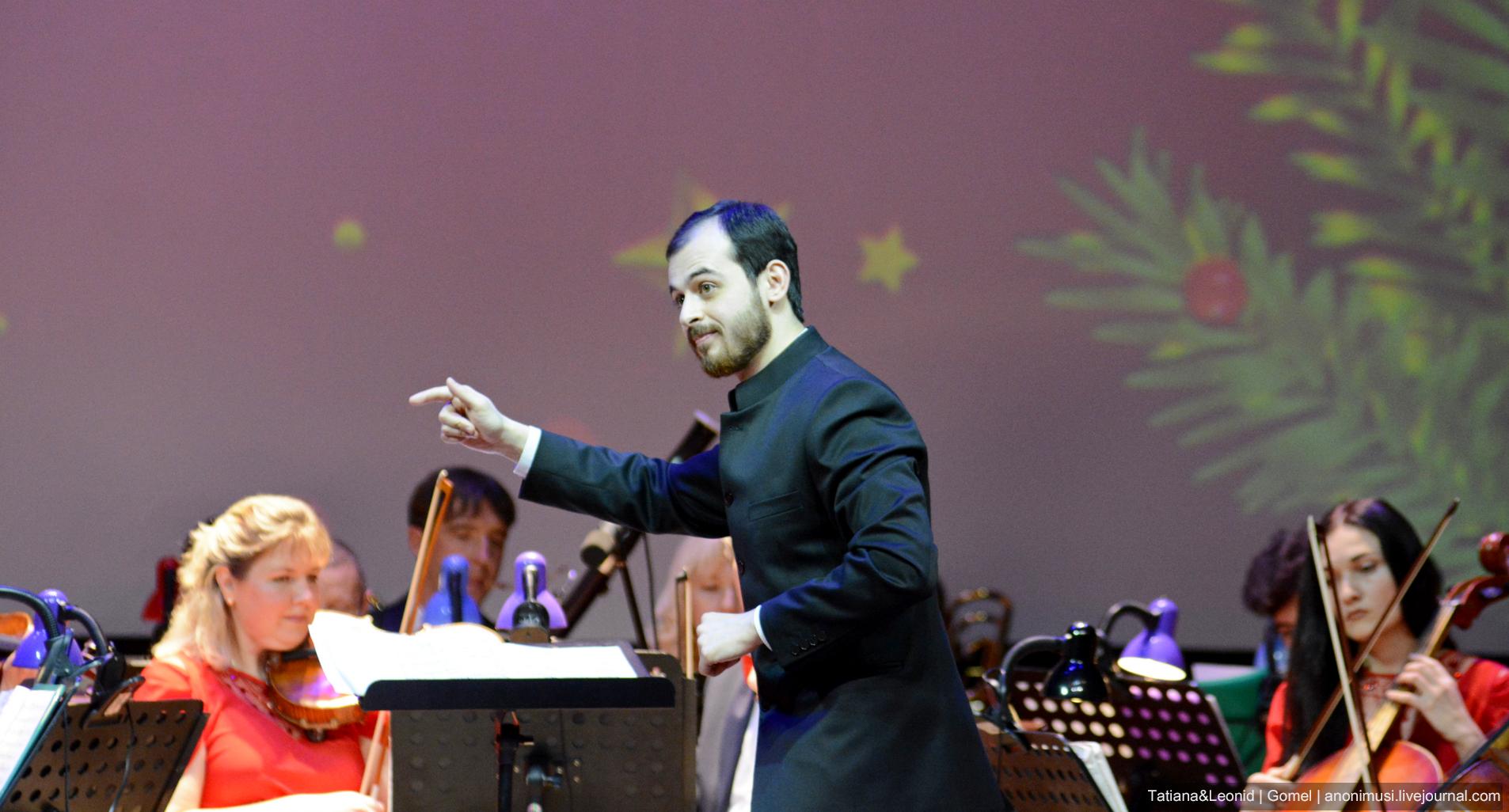 Штраус-гала, симфонический оркестр и праздничное настроение