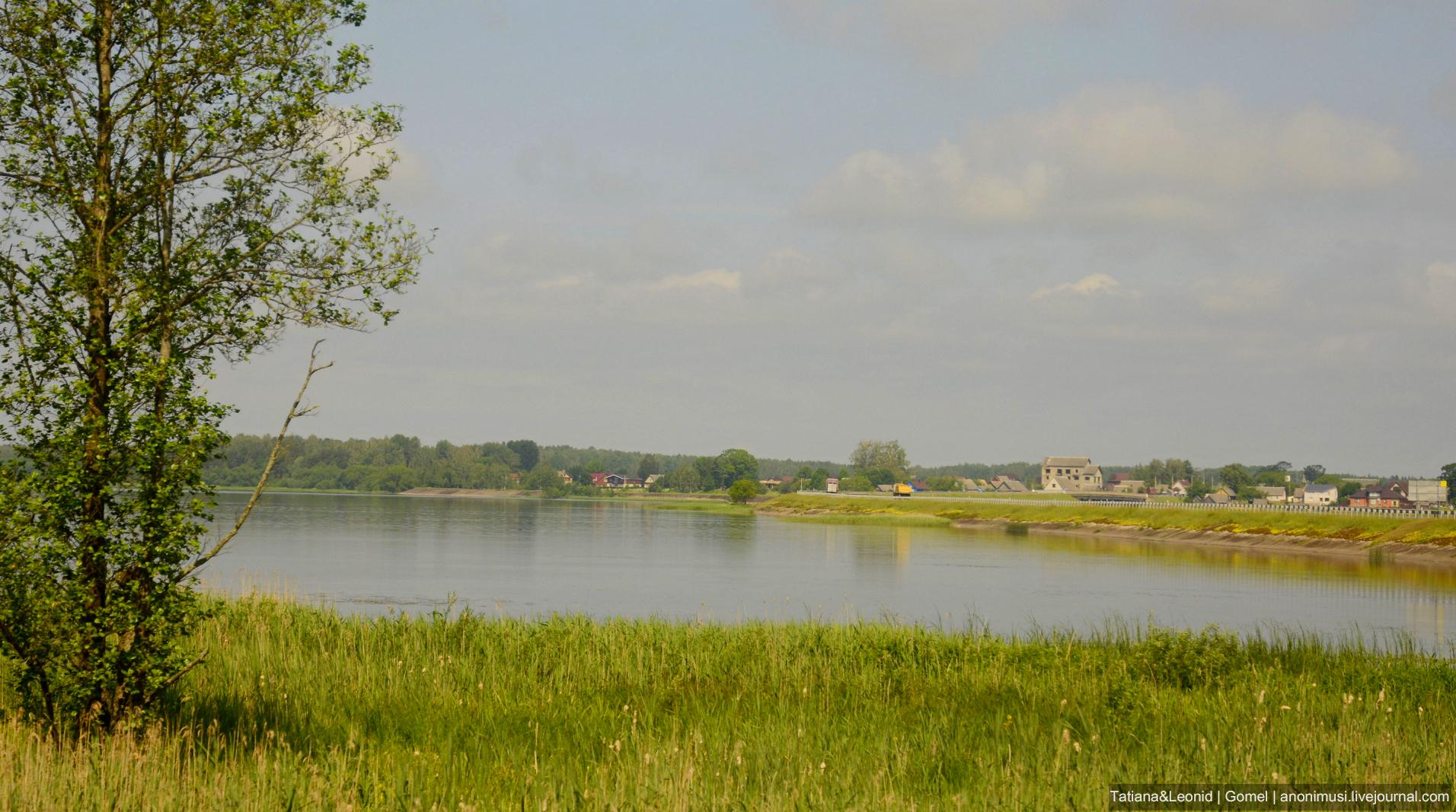 Дорога в озерный край