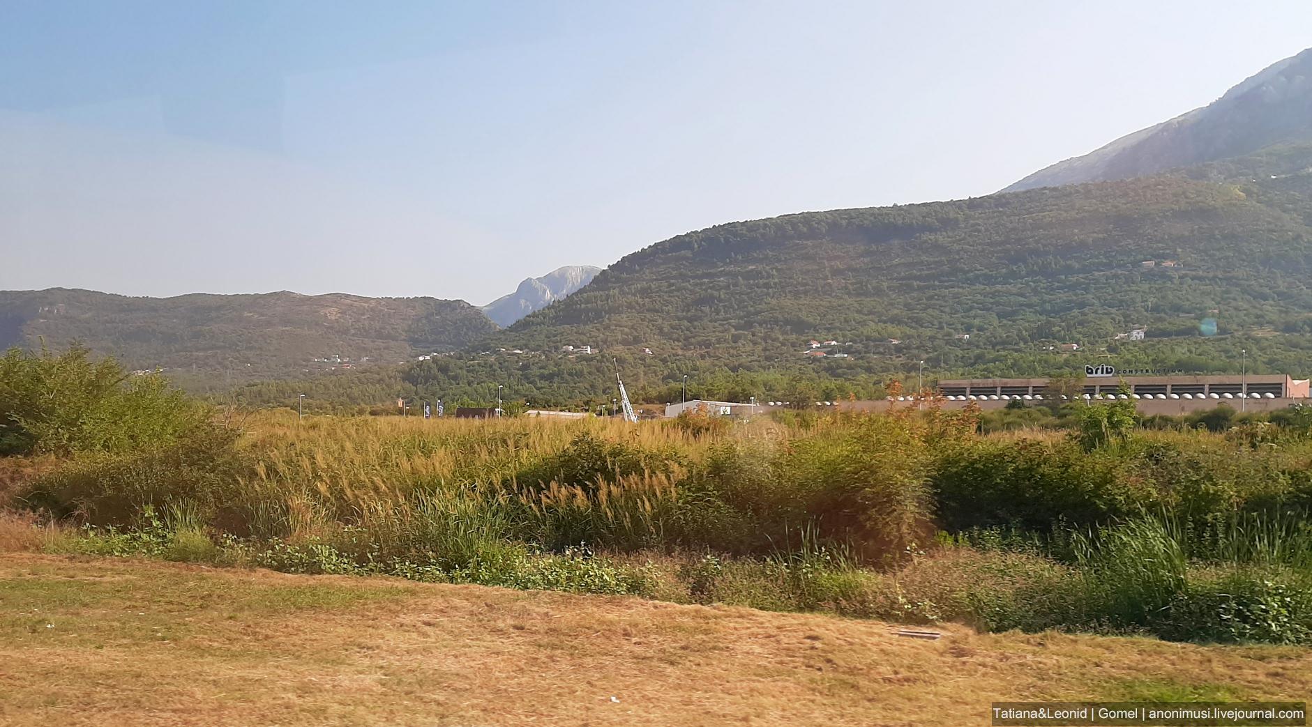 Почему Будва и как мы попали в Черногорию
