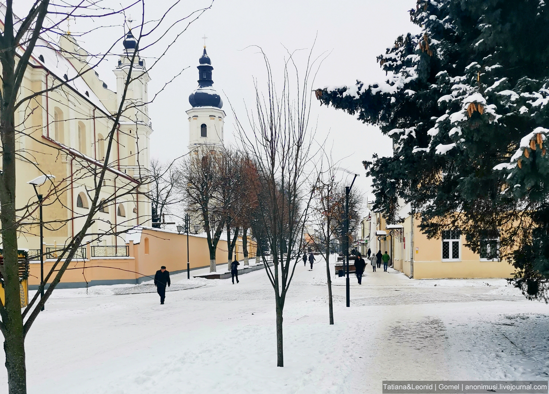 Пинск – жемчужина Белорусского Полесья. Брестская область. Беларусь