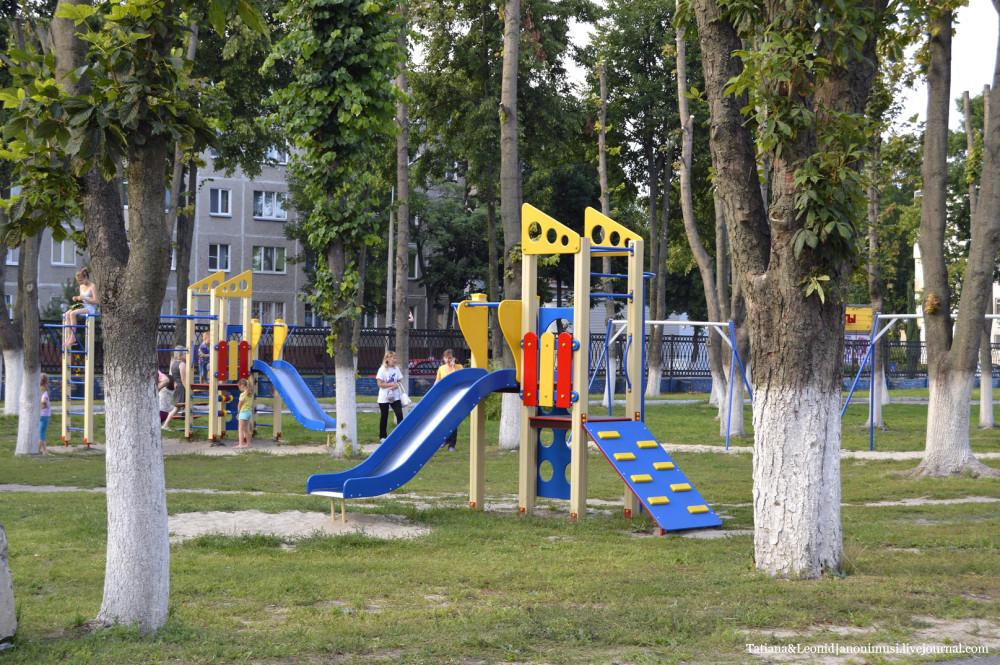 Гомельская областная клиническая больница, детский корпус
