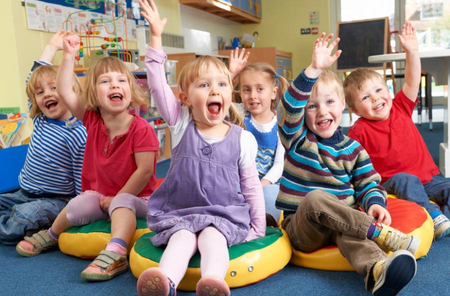 Зачем ребенку детский сад