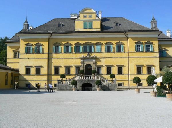 дворец Хельбрунн, Зальцбург 33
