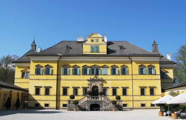 дворец Хельбрунн, Зальцбург 11