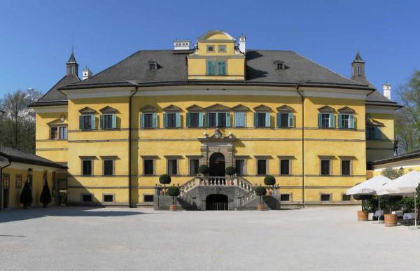 дворец Хельбрунн, Зальцбург 2