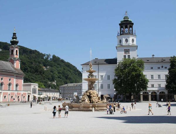 площадь Резиденцплац area Rezidentsplats
