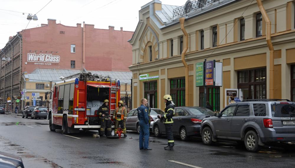 Угрозы взрывов в Санкт-Петербурге
