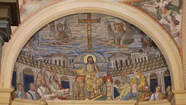мозаике св. Пуденциана