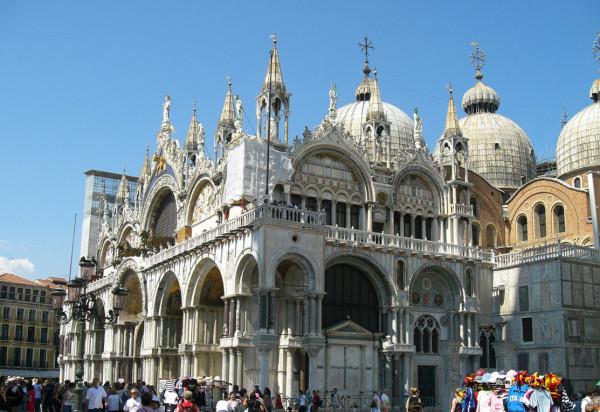 Архитектура собора св. Марка 4