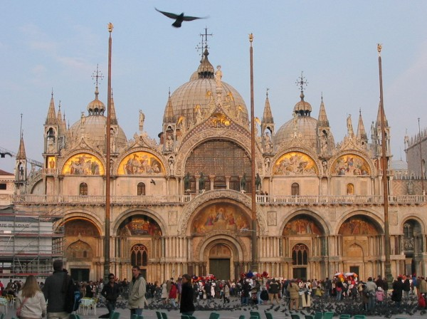 Архитектура собора св. Марка 3