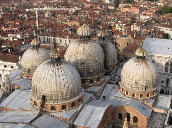 Архитектура собора св. Марка 2