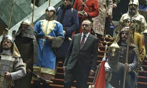 erdogan warrior
