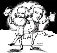 Маркс и Руссо