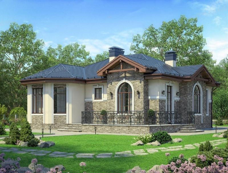 Современное благоустройство коттеджного поселка «Андреевский парк»