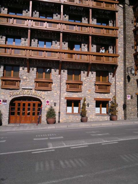 Отель Xalet Montana.