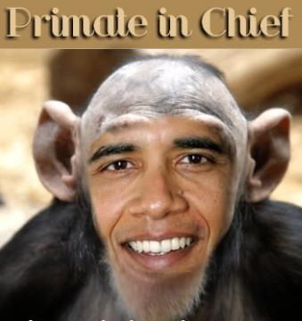 обезьянаобама