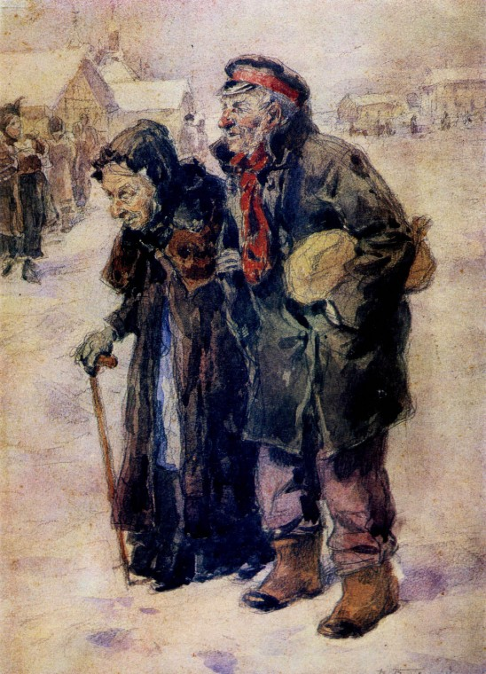 В. Маковский