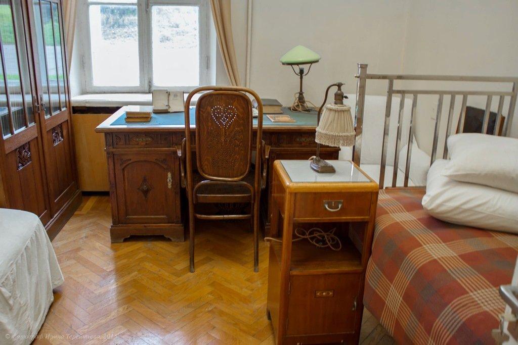 Квартира Ленина в Горках