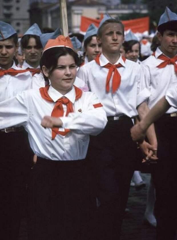 Старая идеология ушедшего СССР