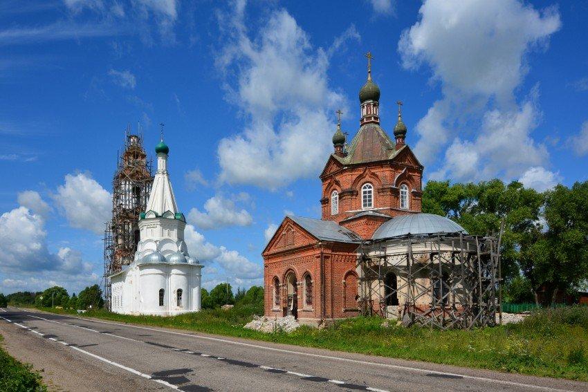 Елизарово ц-вь Троицы. Конец 19 века.