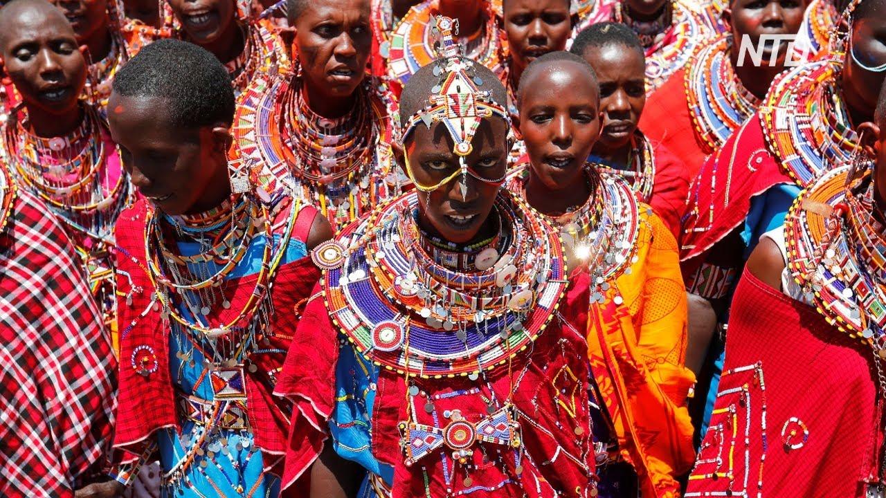 Народы банту