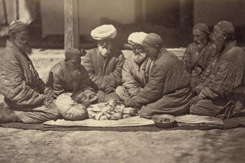Средняя Азия. Ташкент
