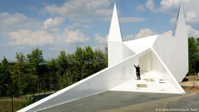 Придорожная церковь в Зигерланде