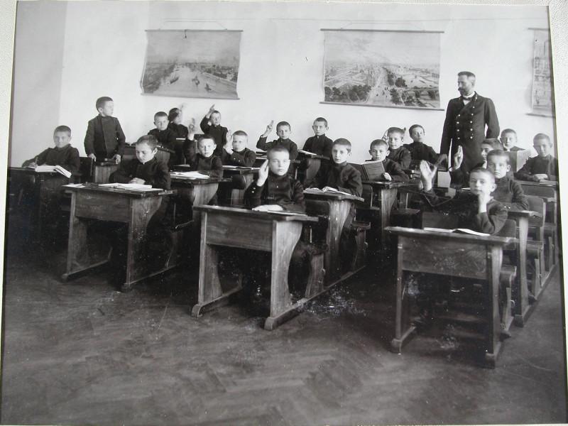 Дореволюционная гимназия