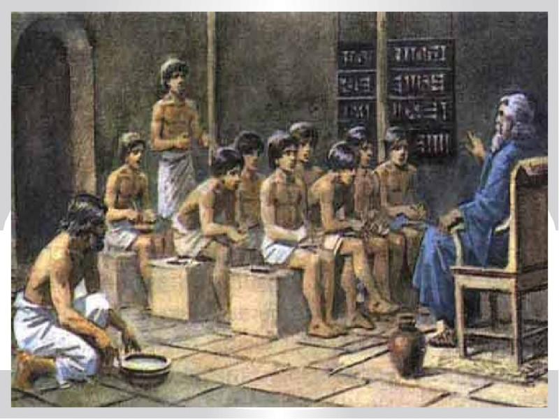 Школа Шумера и Вавилона