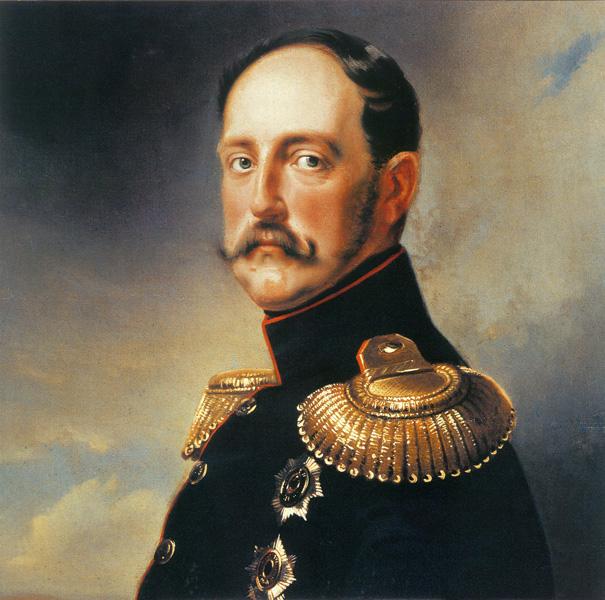 Царь-батюшка Николай 1