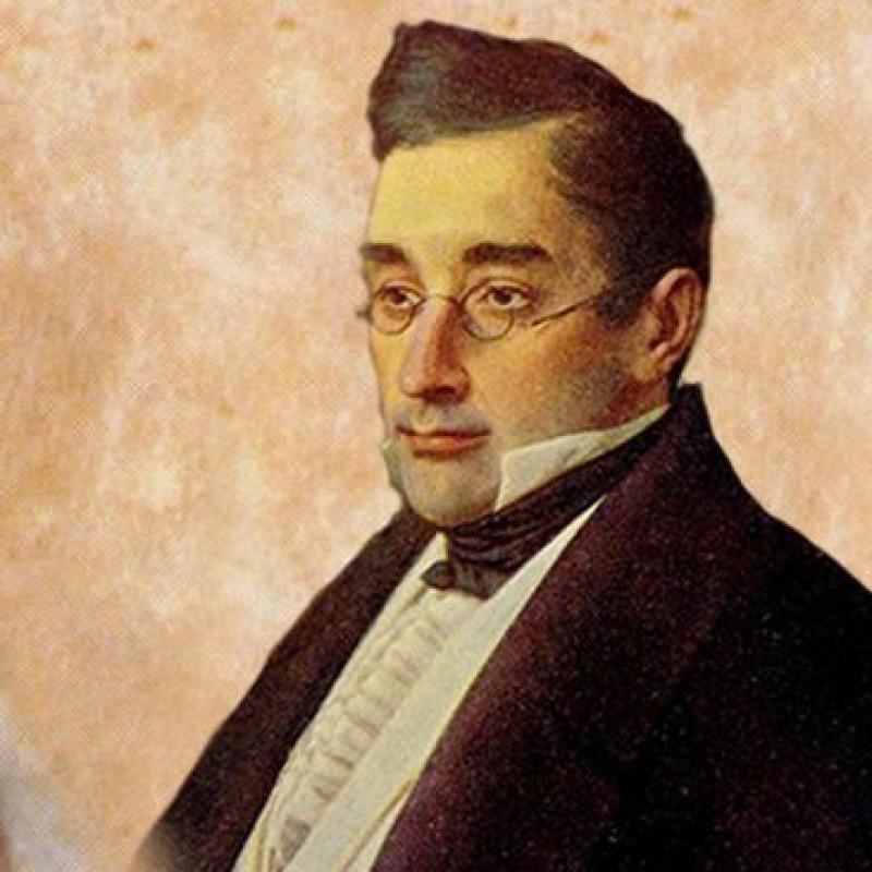 Александр Сергеевия Грибоедов.