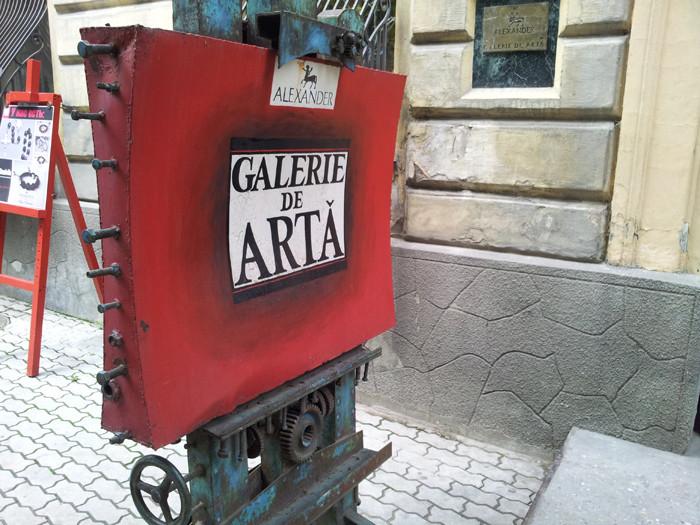 Doska Art galery