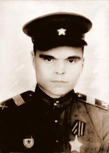 Тесленко Кузьма Федотович, ефрейтор