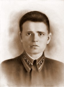 Тесленко Василий Федотович, лейтенант