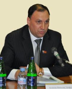 Бушков Николай Трофимович