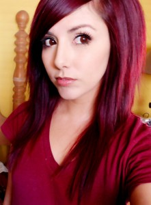 red hair color 3