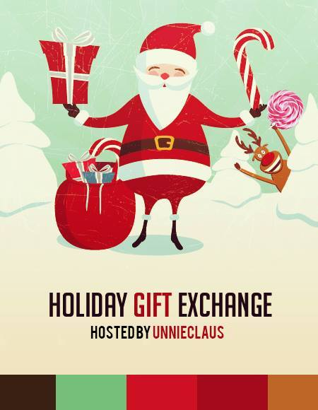 HOLIDAY GIFT EXCHANGE + ALL DAY FFA!!!!!!!