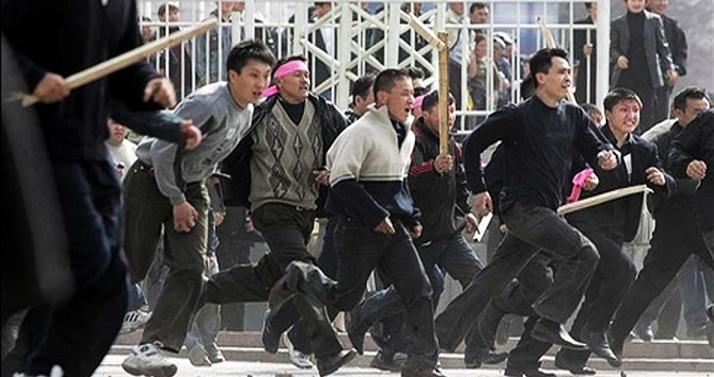 МВД Узбекистона крышует своих ублюдочных нациков и угрожает русским людям