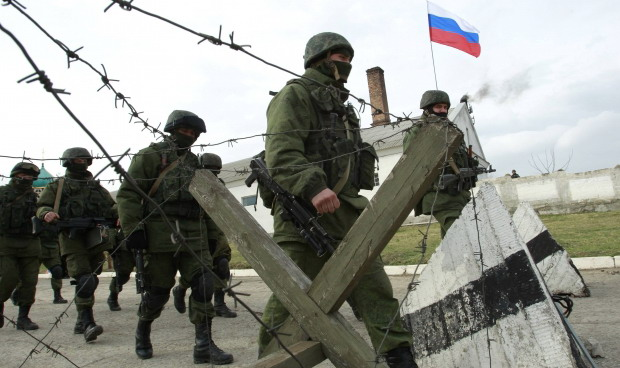 Идут по Украине солдаты группы... «Новороссия»