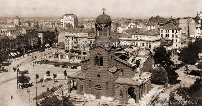 Собор Святой Недели в 1925 году