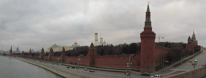 Кремль, крепость, в которой принимались важнейшие решения по атеистической пропаганде