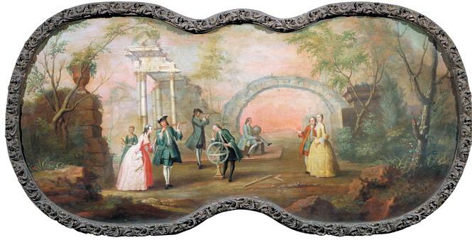 К середине XVIII в. занятия естественными науками стали для состоятельных людей респектабельным времяпрепровождением, - в одном ряду с музицированием